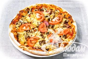 Пицца Ватикан