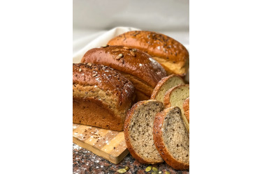 Хлеб гречневой