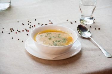 Суп гороховоый