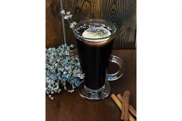 Чай чёрная смородина лаванда