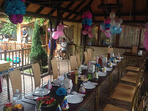 Детские дни рождения в Николаеве